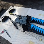 ホビーカヤック レボリューション11のミラージュドライブを組み立てる
