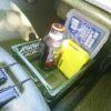 100円で簡単に出来るカヤック艤装!サウンド9.5のシート後ろを改造