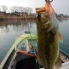 カヤックのバス釣りで釣れない時間をどう釣るか?色々と試してみました